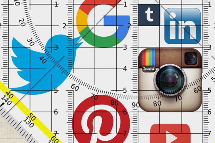 اندازه درست و بهینه تصاویر در شبکه های اجتماعی (۱ )