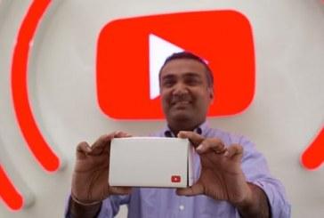 یوتیوب سرویس ویدئوی Live 360 را معرفی کرد